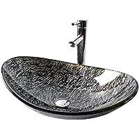 Amazon.fr : Vasque Verre - Salle de bain / Meubles : Cuisine & Maison