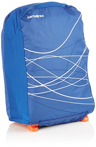 Imagen de samsonite foldable luggage cover s funda para , color azul índigo