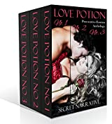 Love Potion No. 1, 2, & 3: An Exotic Collection of Ten Erotic Novellas (Provocative Erotica Anthology Bundle)