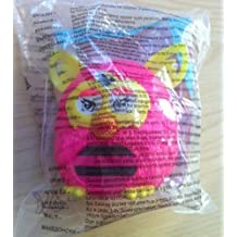 McDonalds Happy Meal Toy FURBY Boom PINK Girl BNIP Unopened NEW 2013 + Stickers by MACDONALDS