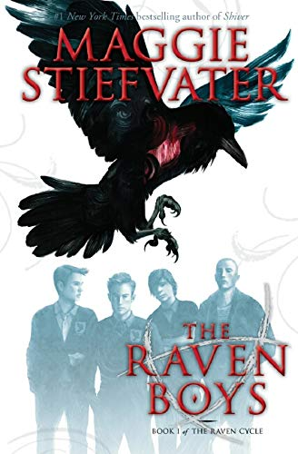The Raven Boys (the Raven Cycle, Book 1) - Hauch-sticks