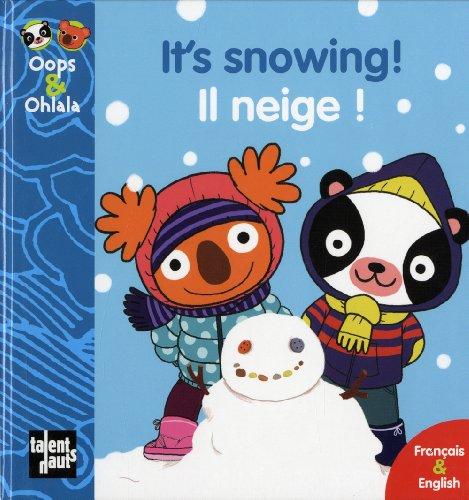 "<a href=""/node/11065"">It's snowing ! Il neige !</a>"