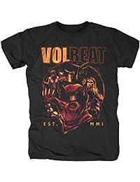 VOLBEAT - Circle Of Death - T-Shirt - Größe Size XL