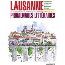Lausanne : Promenades littéraires