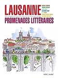 vignette de 'Lausanne, promenades littéraires (Daniel MAGGETTI)'