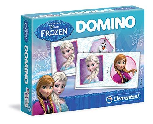 Clementoni - 13486 - Domino la Reine des Neiges par  Clementoni