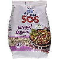 SOS Arroz Integral Con Quinoa + 4 Cereales - 500 g