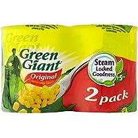 Green Giant Niblets Maíz Dulce Originales (2X198g) (Paquete de 6)