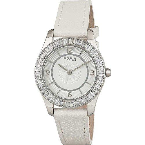 BREIL Reloj Tribe Chantal Mujer Sólo el tiempo Cristales Blanco - EW0391