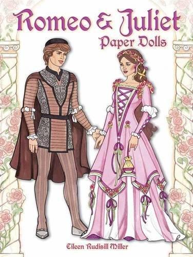 Romeo & Juliet Paper Dolls (Dover Paper Dolls) por Eileen Miller