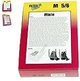 MIELE - SACS M5/6 (X5) POUR ASPIRATEUR MIELE
