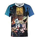 Hotel Transylvania Childrens/Boys Official Sublimation Character Design T-Shirt (Years (7/8)) (Multicoloured)