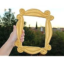 Marco de FRIENDS: ♥ ♥ Serie F.R.I.E.N.D.S: ♥ ♥ !! REPLICA Nº1 !! El marco de la mirilla de la Serie Friends. El marco que estaba en la mirilla de la puerta de Monica. Frame Friends tv.