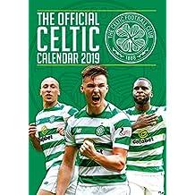 Celtic FC Official 2019 Calendar - A3 Wall Calendar