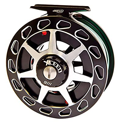 Ex Demo Airflo Xceed Lightweight Fully Sealed Drag System Fly Fishing Reel from Airflo