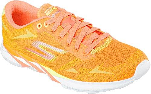 Skechers - Go Meb Speed 32016, Scarpe da corsa Uomo Orange
