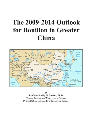 The 2009-2014 Outlook for Bouillon in Greater China China Bouillon