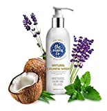 #10: The Moms Co. Natural Calming Wash (200ml) with Lavender Oil and Patchouli Oil for Moisturizing Dry Skin, Calming, Relaxing
