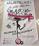 AFFICHE - Guerlain \ La Petite Robe Noire / Accessoire - Parfum - 120x175 cm - AFFICHE / POSTER