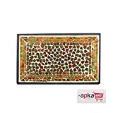 APKAMART Hand Crafted Serving Tray - 10 ...