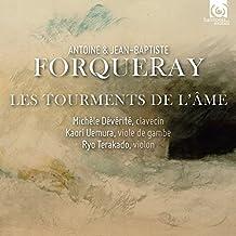 Forqueray:Les Tourments De L'm