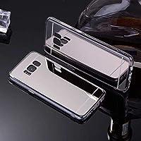 Shinyzone Überzug Spiegel Hülle für Samsung Galaxy S8,Luxus Spiegel Make-up Weiches Gummi [Galvanisieren Technologie... preisvergleich bei billige-tabletten.eu