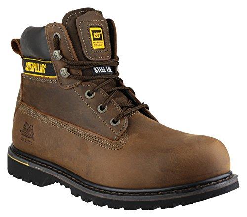 Cat Footwear - Holton St Sb, Stivali  da uomo Marrone (Brown)