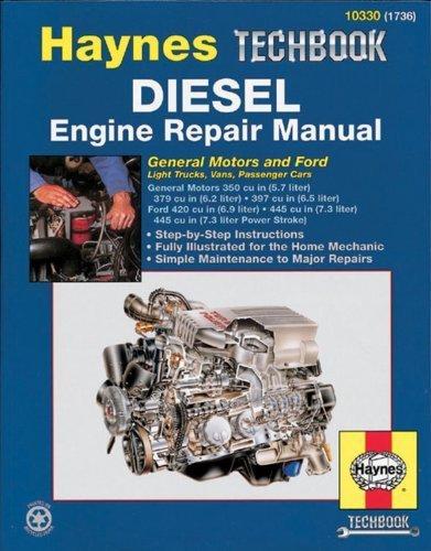 Diesel: General Motors and Ford (Haynes Repair Manuals) by John Haynes (1997-11-30)