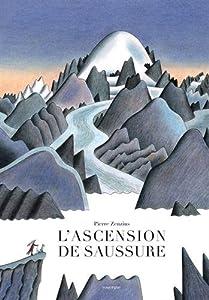 """Afficher """"L'ascension de Saussure"""""""