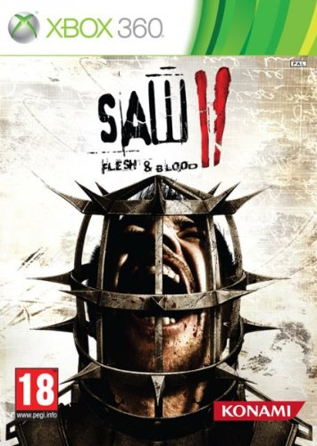Saw 2: Flesh & Blood [Spanisch Import] (Xbox 360 Saw Ii)