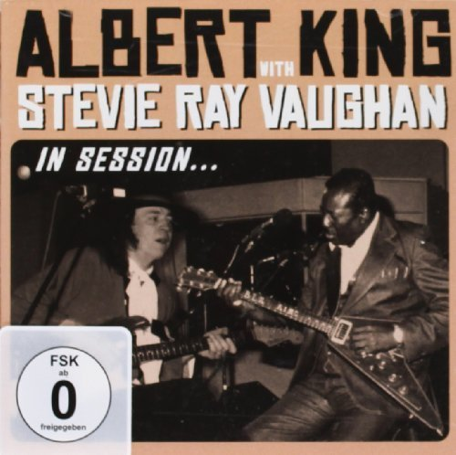 In Session [Deluxe Edition CD/DVD] Box set Edition by Albert King, Stevie Ray Vaughan (2010) Audio CD Albert King-box