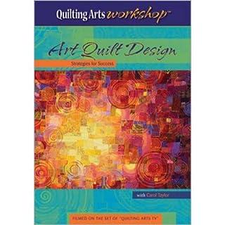 Art Quilt Design Strategies for Success [DVD] [Region 1] [NTSC]