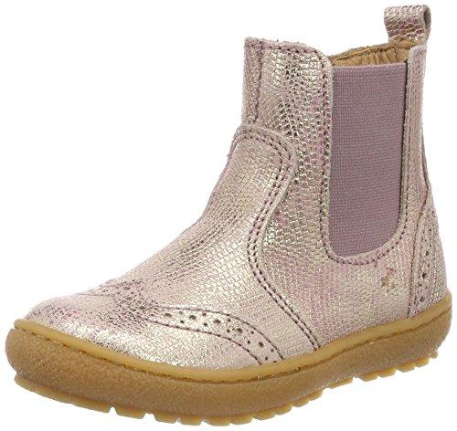 Bisgaard Mädchen 50702118 Chelsea Boots, Pink (Rose), 33 EU