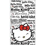 Hello Kitty Badetuch White Zeitschrift