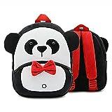 CUNXIA Kinder-Rucksack für 1-3 jährige Jungen und Mädchen im Kindergarten oder Kita der kleine Freund (Panda)