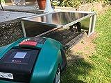 PreGaRo PG67 Garage (speziell für Bosch® Indego Modelle)