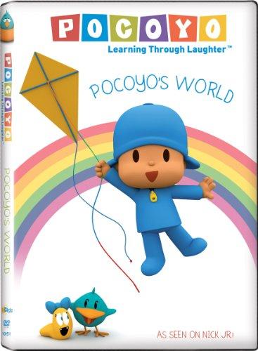 Pocoyo: Pocoyos World [DVD] [Region 1] [US Import] [NTSC]