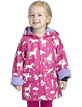 Hatley Printed Raincoats, Impermeable Bambina
