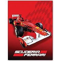 Ferrari Manta de Forro Polar F1 Race diseño
