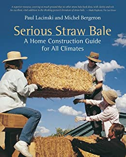 Serious Straw Bale: A Home Construction Guide for All Climates by [Lacinski, Paul, Bergeron, Michel]