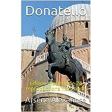 Donatello: Édition illustrée de 24 reproductions hors texte