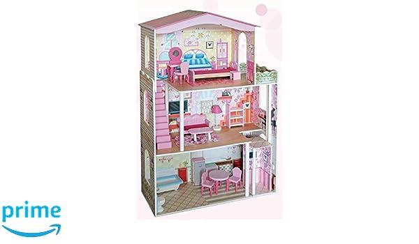 Mobili Per La Casa Di Barbie : Barbie casa mattel accessori mobili sedie set rosa usato vintage