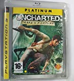 #5: Uncharted Drake's Fortune Platinum Edition Ps3
