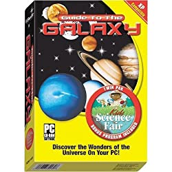 Cosmi Guide To The Galaxy / Kids Science Fair Twin Pak
