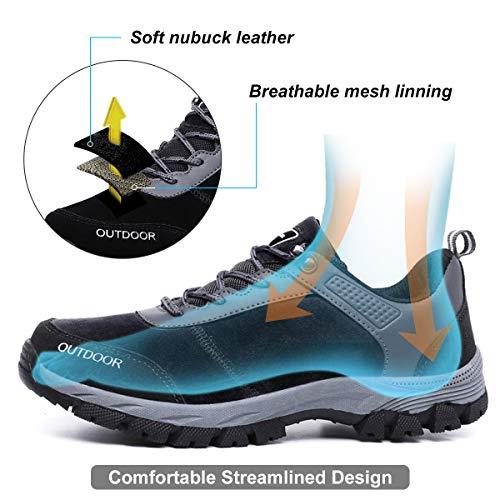 Zoom IMG-2 gracosy sneakers da trekking scarpe