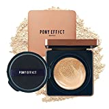 Pony Effect Ponyeffect Coverstay Cushion Foundation 15G+15G (Nudebeige)
