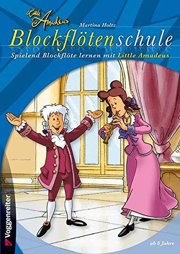 Little Amadeus Blockflötenschule
