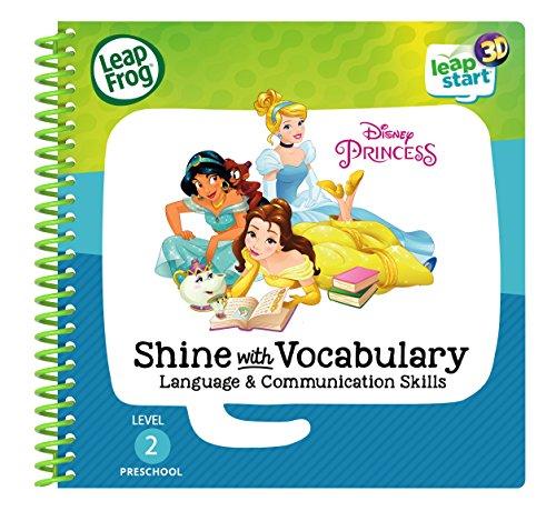 (LeapFrog 461803Wortschatz 3D Activity Buch Disney Prinzessin Learning Spielzeug, Multi, One Size)