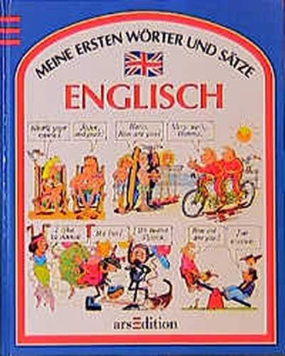 Meine ersten Wörter und Sätze, Englisch