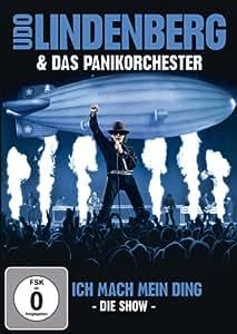 Udo Lindenberg & Das Panikorchester - Ich mach mein Ding [2 DVDs]
